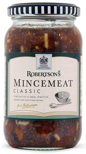 Robertson´s Classic Mincemeat