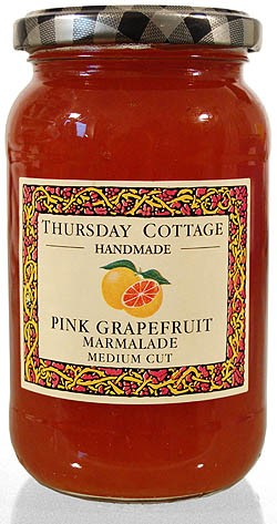 Thursday Cottage Pink Grapefruit Marmalade 454g