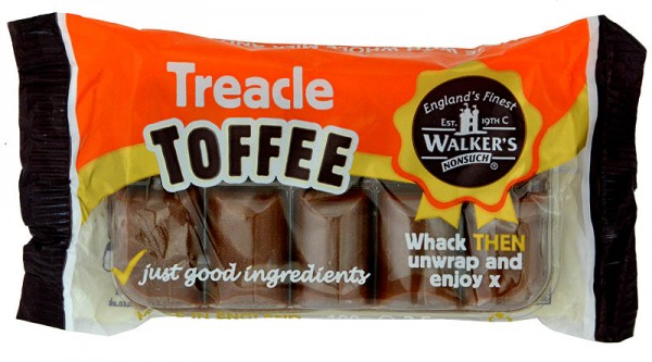 Walkers´ Nonsuch Treacle Toffee