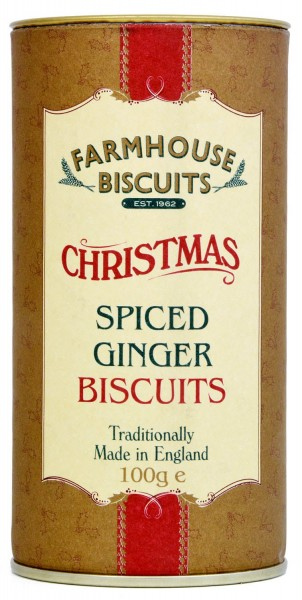 Farmhouse Biscuits Spiced Ginger Biscuits 100g