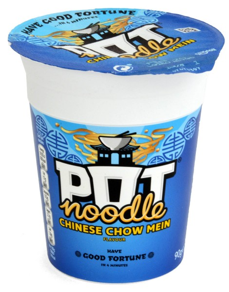 Pot Noodle Chinese Chow Mein