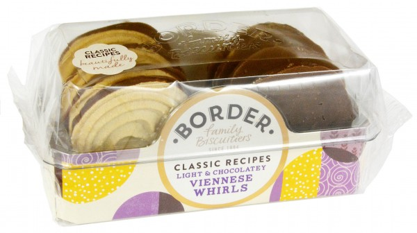 Border Biscuits Chocolatey Viennese