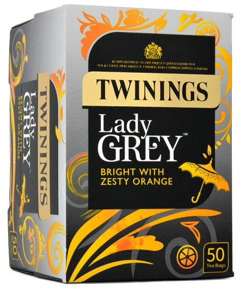 Twinings Lady Grey 50 Beutel