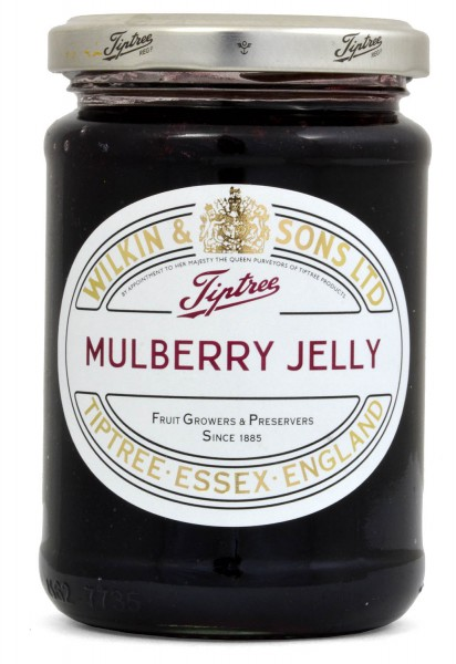Wilkin & Sons Mulberry Jelly 340g - Maulbeer-Gelee
