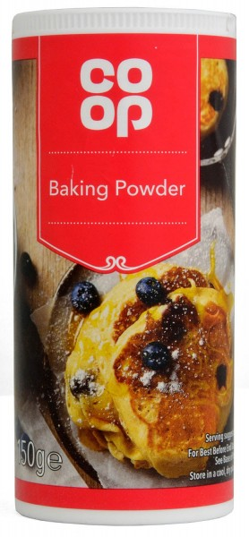 Co-op Baking Powder 150g