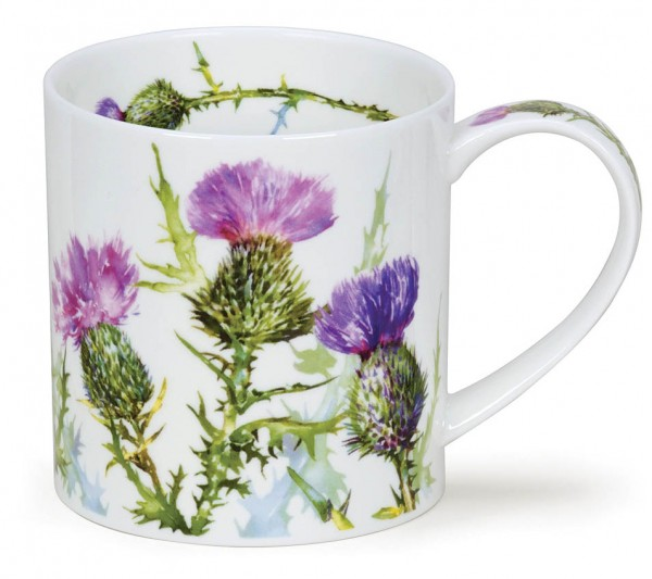 Dunoon Orkney Scottish Thistle by Harrison Ripley