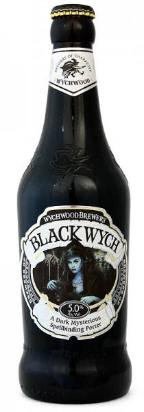 Wychwood Black Wych Bier 500ml