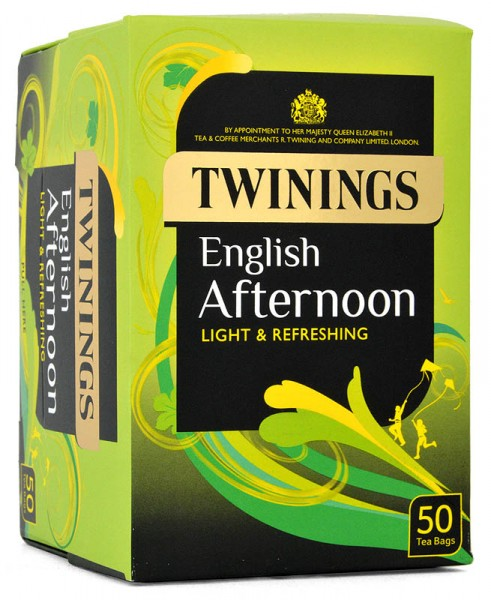 Twinings English Afternoon 50 Beutel