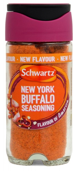 Schwartz New York Buffalo Seasoning 50g