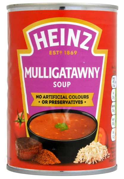 Heinz Classic Mulligatawny Beef Curry Soup 400g