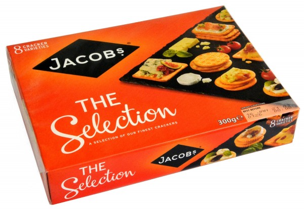 Jacobs Cracker Selection 300g