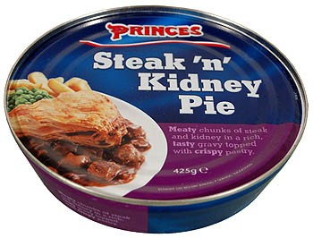 Princes Steak ´n´ Kidney Pie 425g