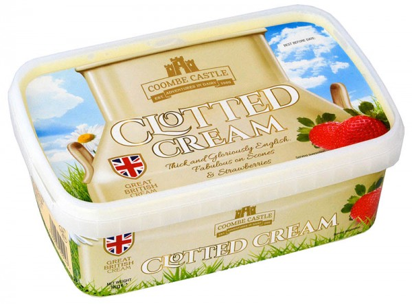 Devon English Clotted Cream 1kg