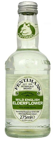 Fentimans Wild English Elderflower 275ml Flasche