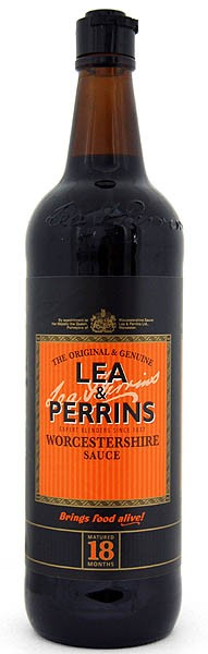 Lea & Perrins Worcester Sauce 568ml