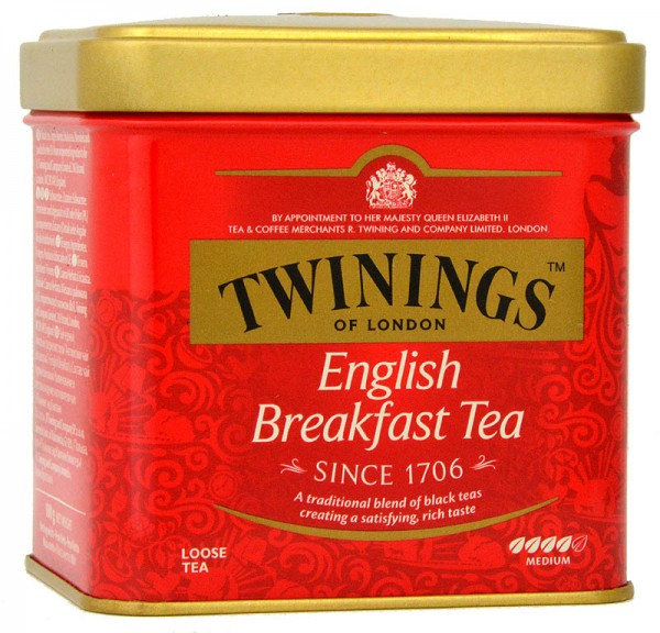 Twinings English Breakfast 100 g lose in der Dose