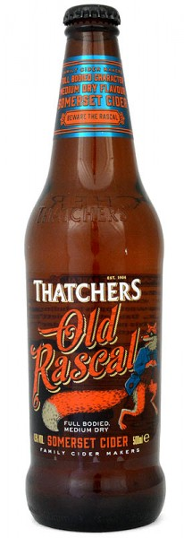 Thatchers Old Rascal Medium Dry Somerset Cider