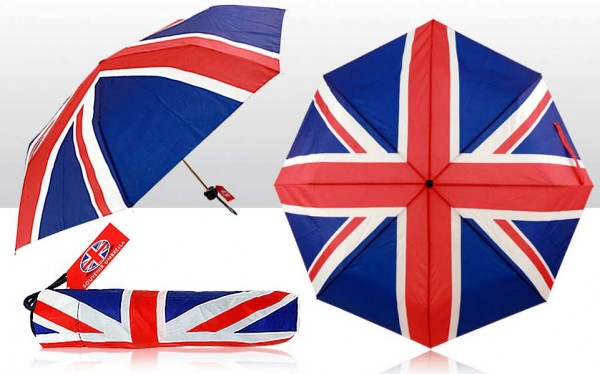 Union Jack Umbrella - Regenschirm