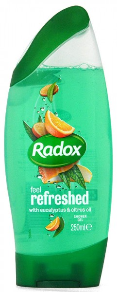 Radox Feel Refreshed Shower Therapy
