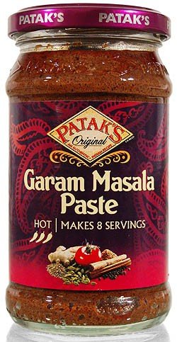 Patak´s Garam Masala Curry Paste