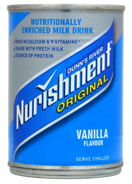 Nurishment Original Vanilla Flavour 370ml