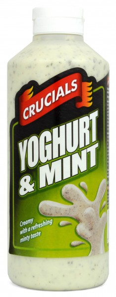 Crucials Yoghurt & Mint Dressing 500ml