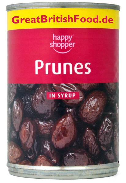 Happy Shopper Prunes in Syrup 420g