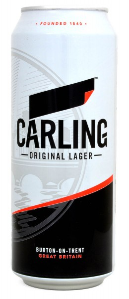 Carling Lager 500ml Dose