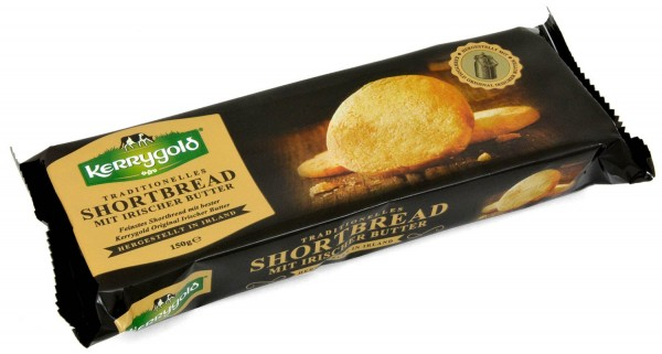 Kerrygold Shortbread Rounds 150g