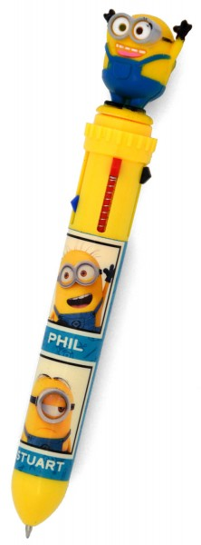 Minions Multi Colour Pen