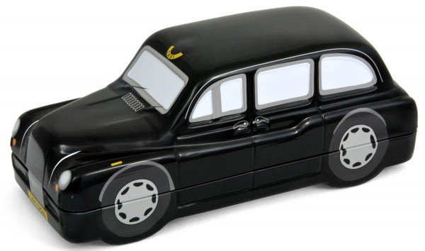 London Taxi Shortbread Biscuits 100g
