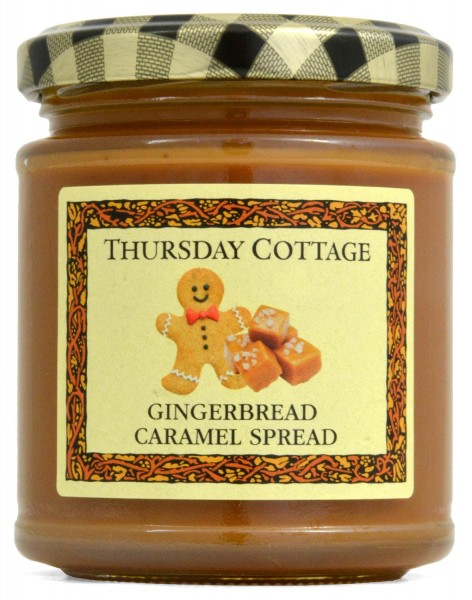 Thursday Cottage Gingerbread Caramel Spread 210g