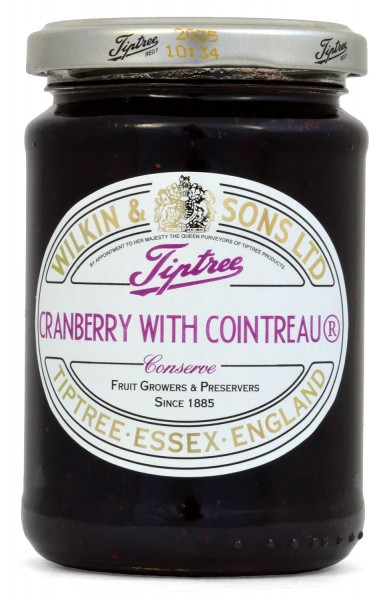 Wilkin & Sons Cranberry & Cointreau Conserve - Cranbeere & Cointreau