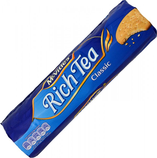 McVities Classic Rich Tea Biscuits 300g