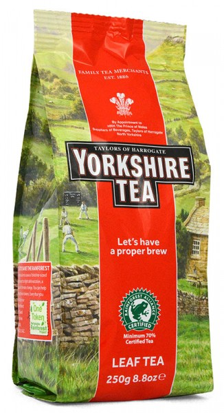 Yorkshire Tea Lose 250 g