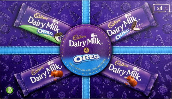 Cadbury Dairy Milk & Oreo Collection Box 430g