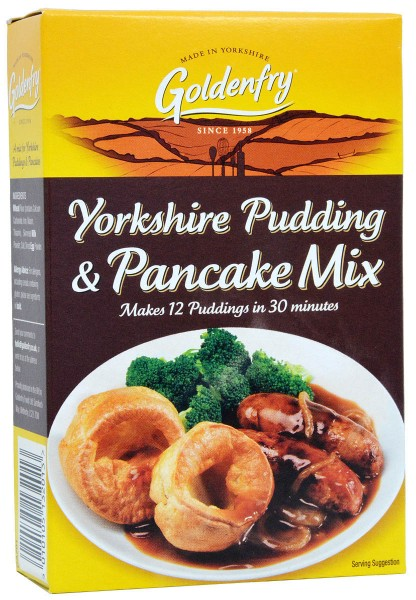 Goldenfry Yorkshire Pudding Batter Mix