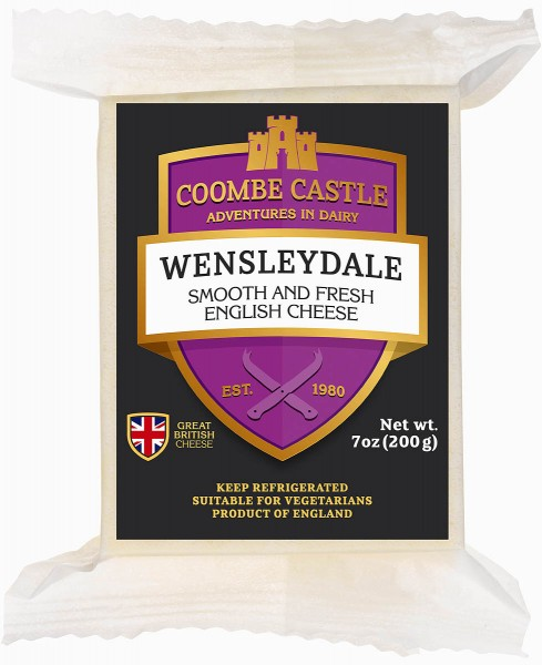 Coombe Castle Wensleydale 200g