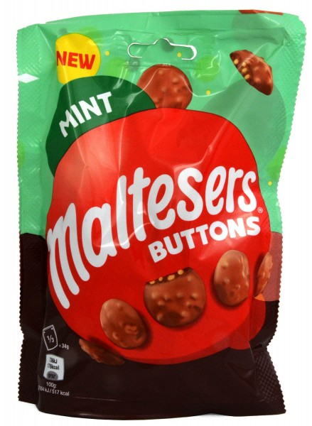 Maltesers Buttons Mint 102g
