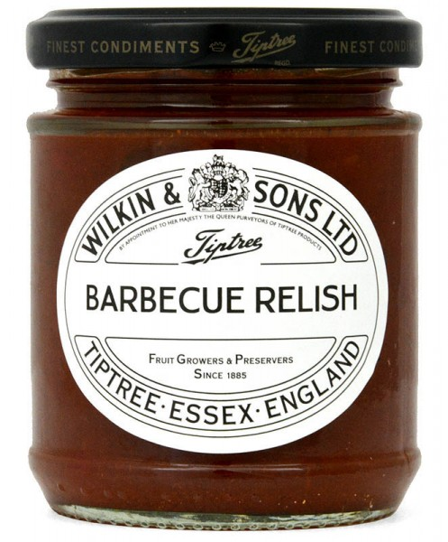 Wilkin & Sons Barbecue Relish 210g
