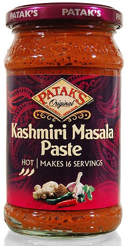 Pataks Kashmiri Masala Curry Paste 283g