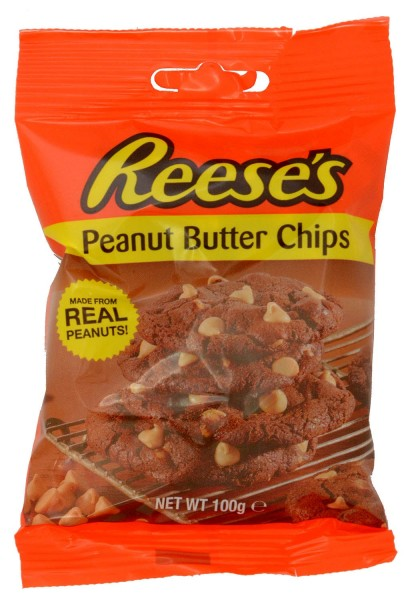 Reeses Peanut Butter Chips 100g