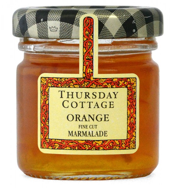 Thursday Cottage Orange Marmalade Fine Cut 42g