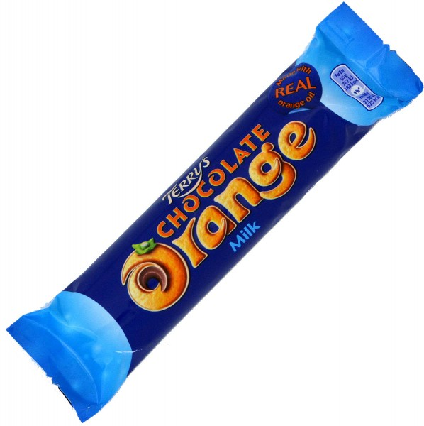 Terrys Chocolate Orange Milk 35g