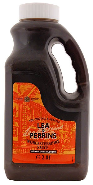 Lea & Perrins Worcester Sauce 4 Liter Kanister