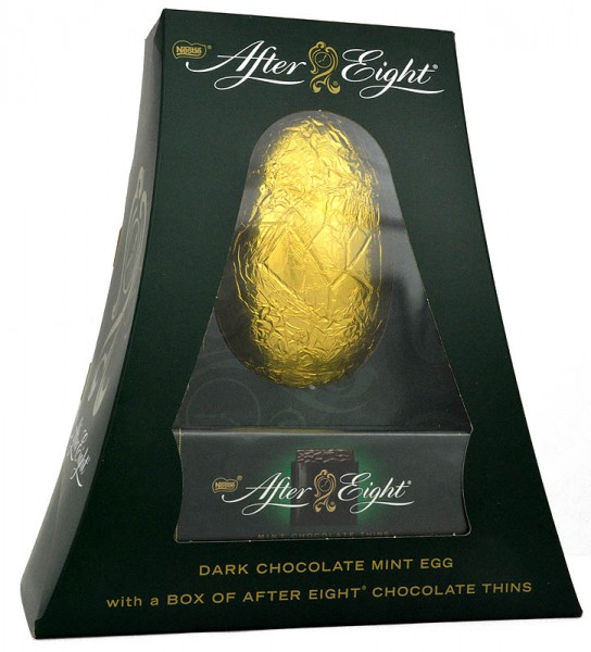 Nestle After Eight Premium Egg 500g