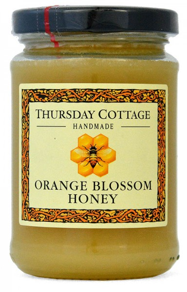 Thursday Cottage Orange Blossom Honey 340g