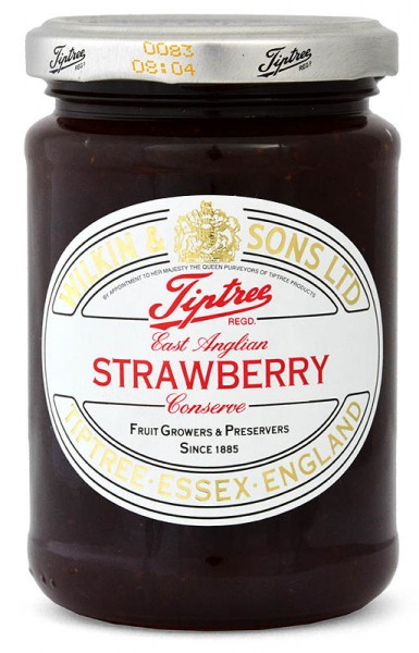 Wilkin & Sons East Anglian Strawberry Conserve - Erdbeere