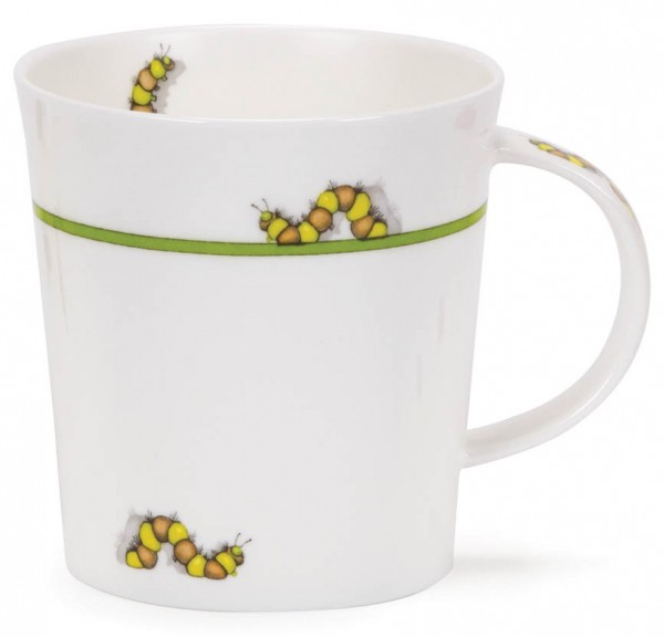 Dunoon Lomond Bug Mugs Caterpillar