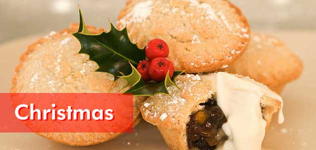 Mince Pies, Christmas Pud